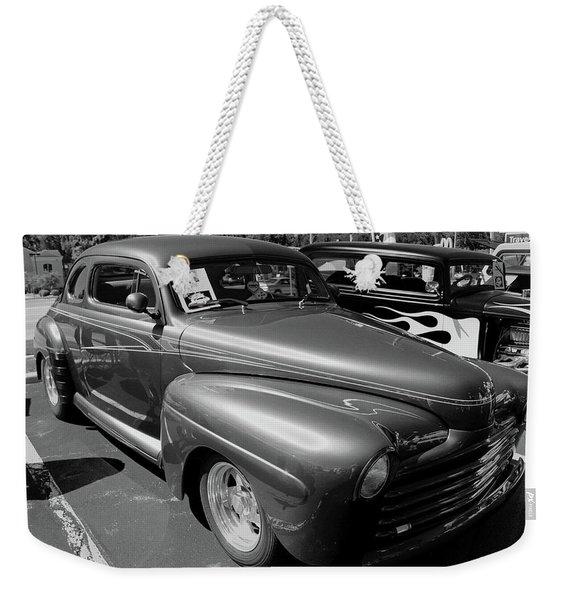 Virginia I  Weekender Tote Bag