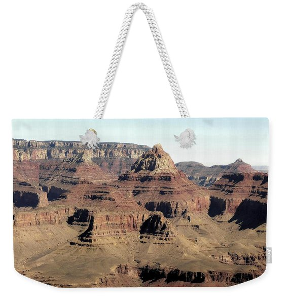 Vishnu Temple Grand Canyon National Park Weekender Tote Bag