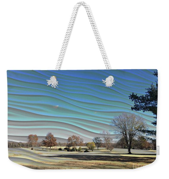 Visible Chill Weekender Tote Bag