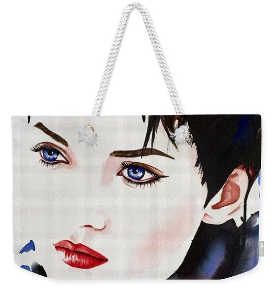 Vision Of Beauty Weekender Tote Bag