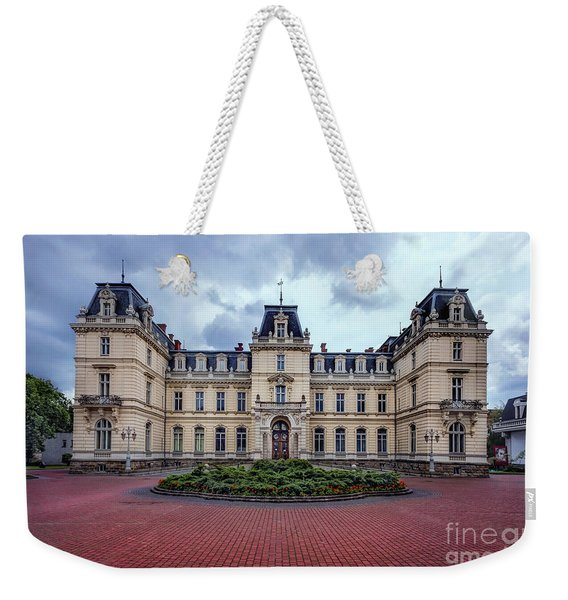 Visions Of Another Time Weekender Tote Bag