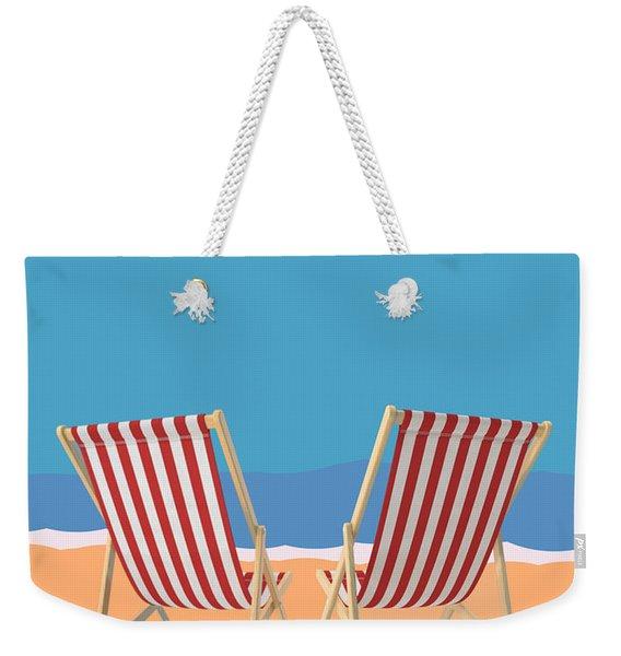 Visit Florida Saint Augustine Miami Beach Key West Fort Lauderdale Weekender Tote Bag