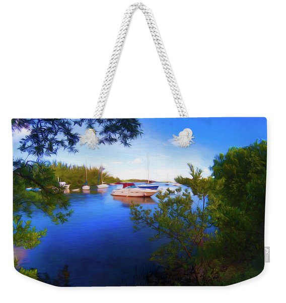Vista Series Grpr0382 Weekender Tote Bag
