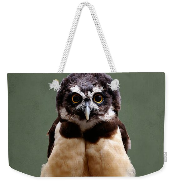 Visual Definition Of Adorable Weekender Tote Bag