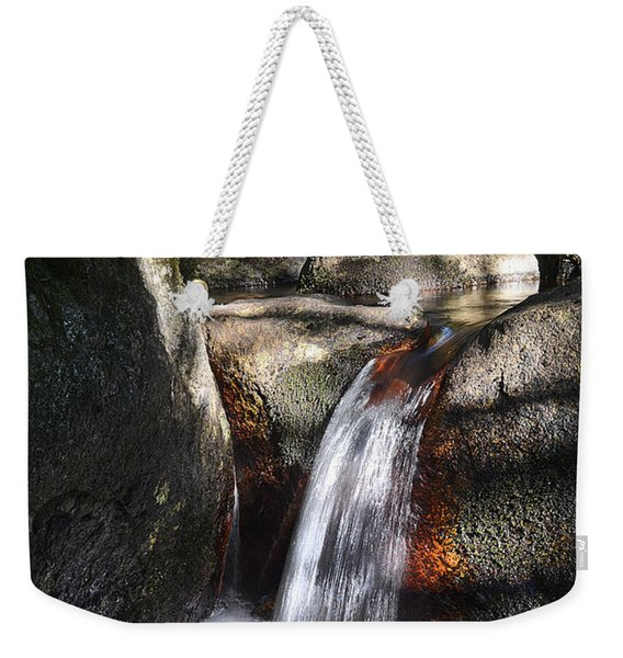 Vitosha Mountain Waterfalls - Bulgaria Weekender Tote Bag