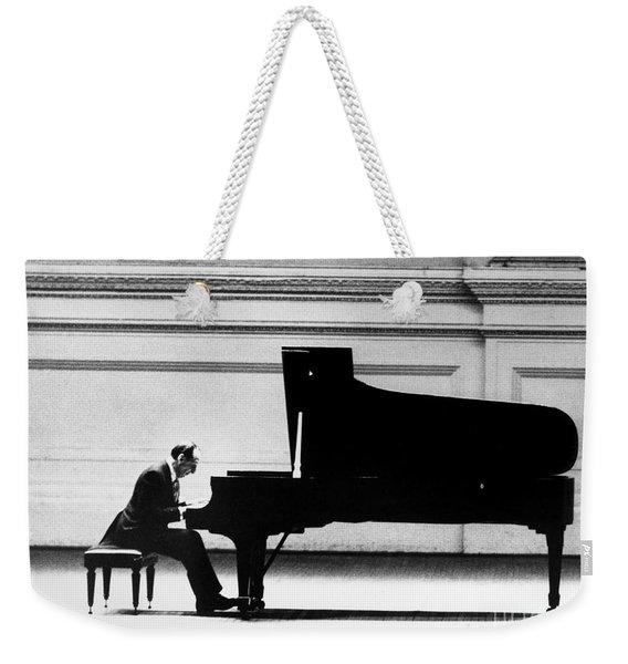 Vladimir Horowitz Weekender Tote Bag