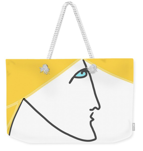 Vogue Weekender Tote Bag