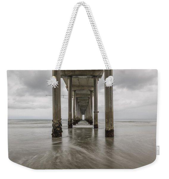 Voices Of Tides Weekender Tote Bag