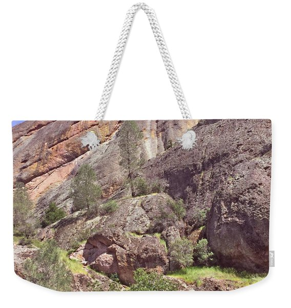 Volcanic Colors Weekender Tote Bag