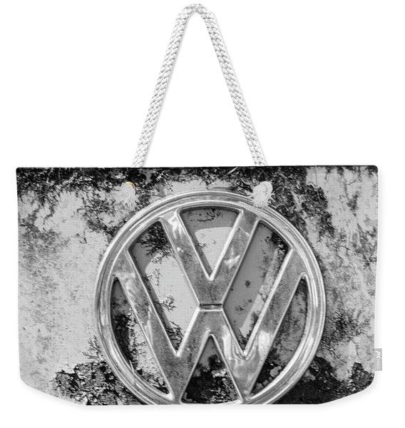 Volkwagen Sign Weekender Tote Bag