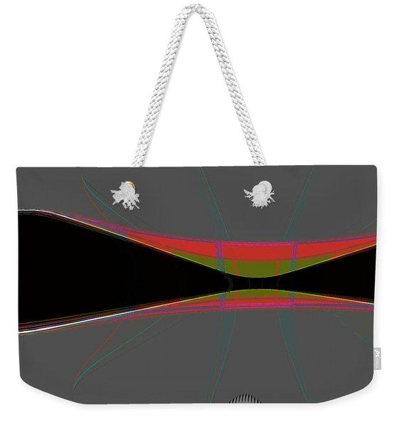 High Voltage Weekender Tote Bag