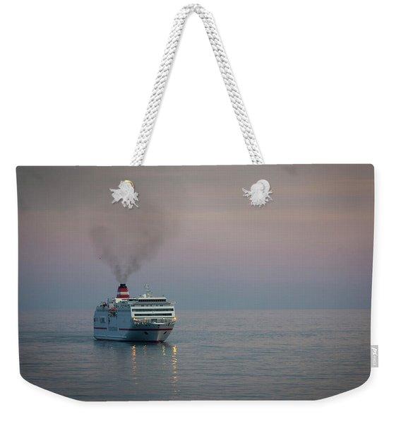 Voyage Home 1 Weekender Tote Bag