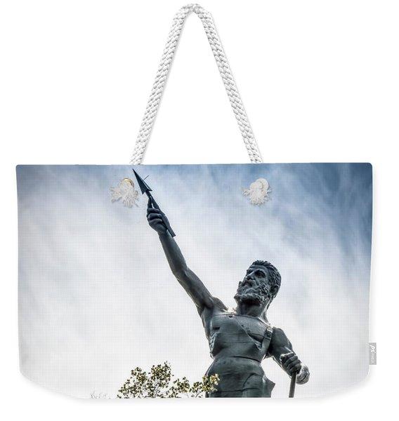 Vulcan Weekender Tote Bag