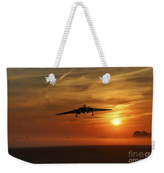 Vulcan Return To Base Weekender Tote Bag