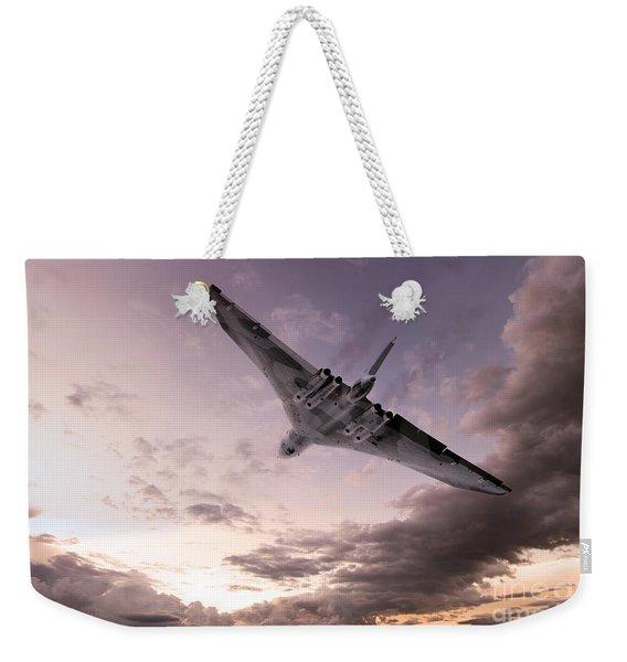 Vulcan The Final Flight  Weekender Tote Bag