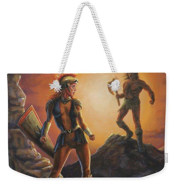 Vulcana  Weekender Tote Bag