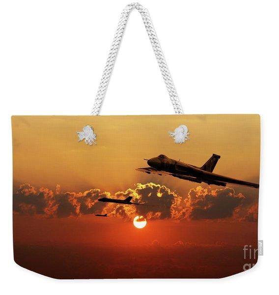 Vulcans Inbound Weekender Tote Bag