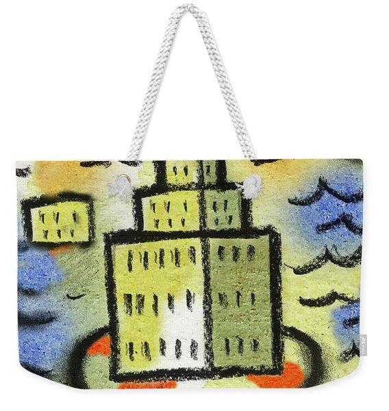 Vulnerability Weekender Tote Bag