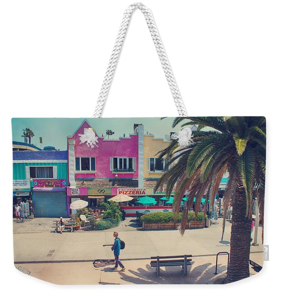Waitin' For Victorio Weekender Tote Bag
