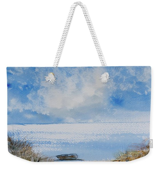 Waiting For Sailor's Return Weekender Tote Bag