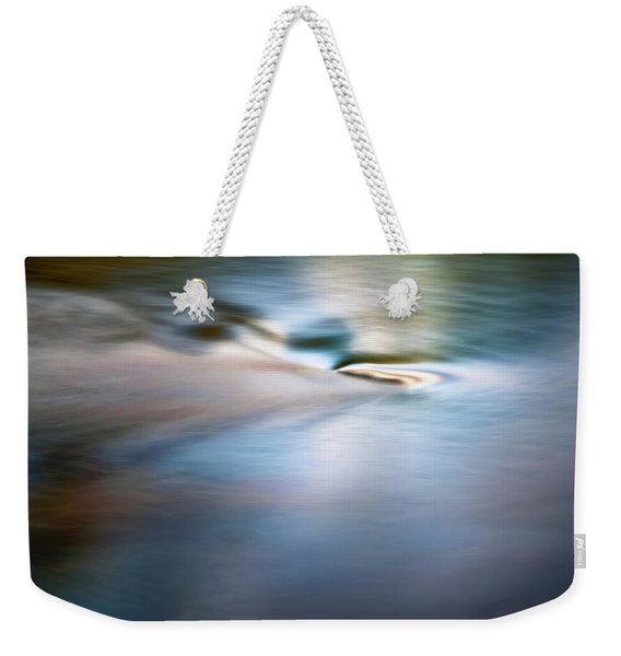 Waiting For The River Weekender Tote Bag