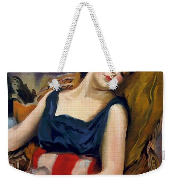 Wake Up America - Civilization Calls Weekender Tote Bag