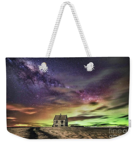 Wake Up And Start To Dream Weekender Tote Bag