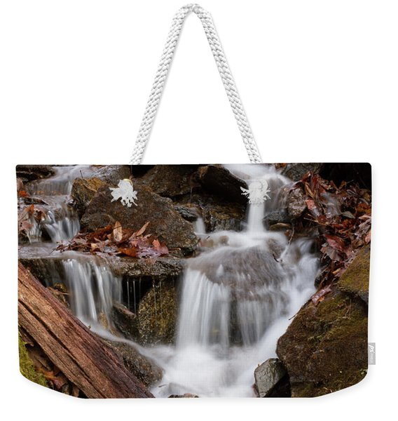 Walden Creek Cascade Weekender Tote Bag