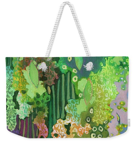 Walking With The Forest Spirits Part I Weekender Tote Bag