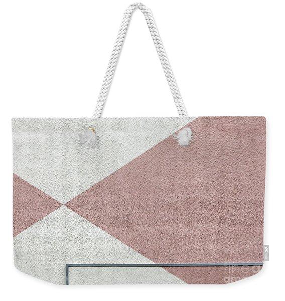 Wall #2944 Weekender Tote Bag