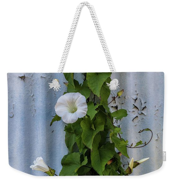 Wall Flower Weekender Tote Bag
