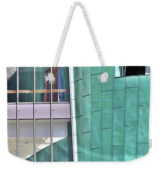 Wall Of Windows Weekender Tote Bag