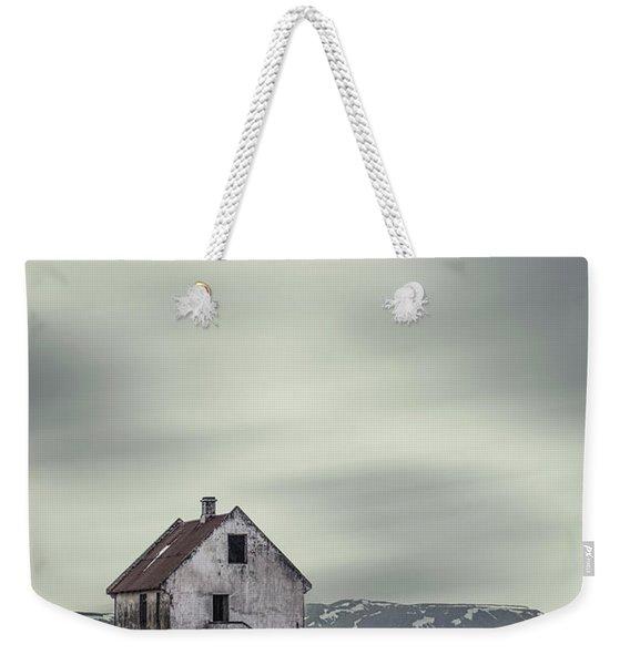 Walls Of Desolation Weekender Tote Bag
