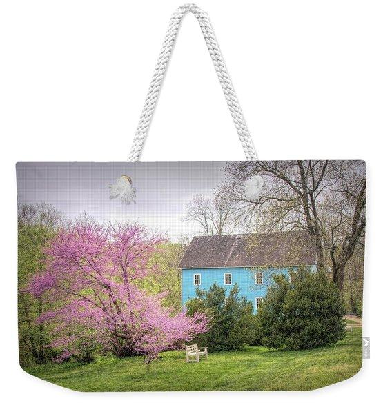 Walnford In Spring Weekender Tote Bag