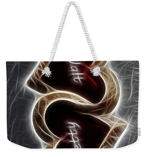 Walt-betty-anniversary Weekender Tote Bag