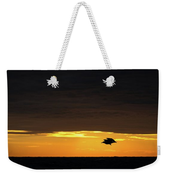 Weekender Tote Bag featuring the photograph Wandering by Doug Gibbons