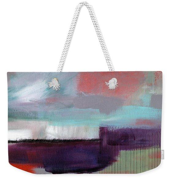 Wanderlust 22- Art By Linda Woods Weekender Tote Bag