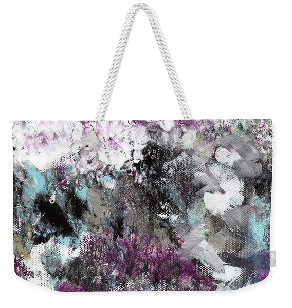Wanderlust- Abstract Art By Linda Woods Weekender Tote Bag