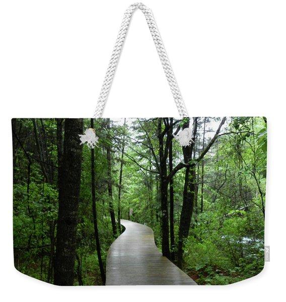 Wang Lang Nature Reserve, China Weekender Tote Bag