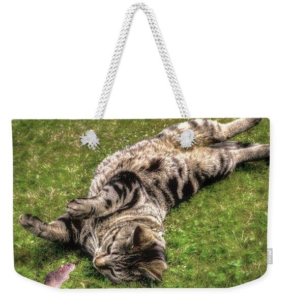 Want To Play Weekender Tote Bag