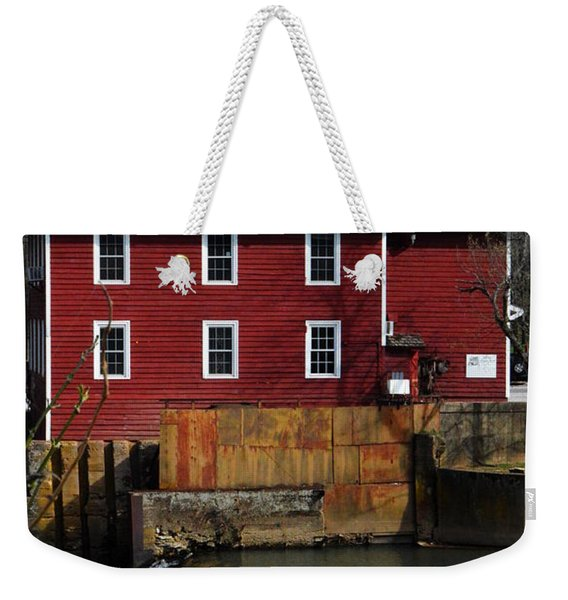 War Eagle Mill Weekender Tote Bag