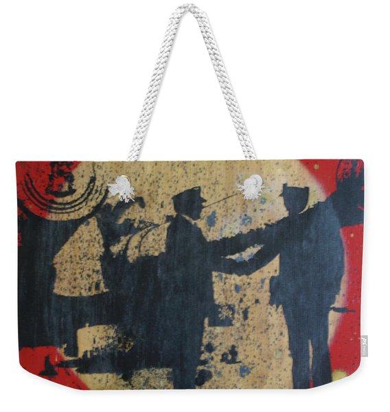 War Mongers Weekender Tote Bag