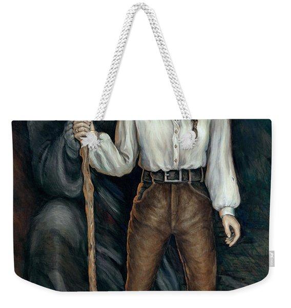 War Queen Of Turmoil Weekender Tote Bag