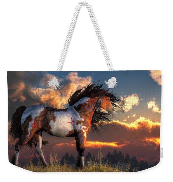 Warhorse Weekender Tote Bag
