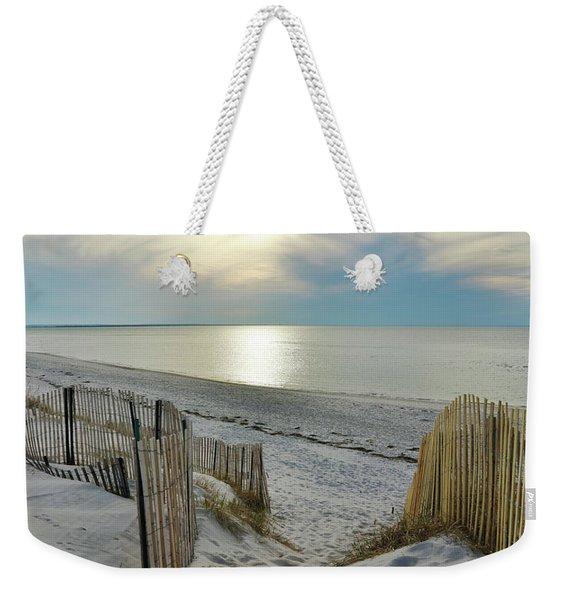 Warm Welcome Weekender Tote Bag