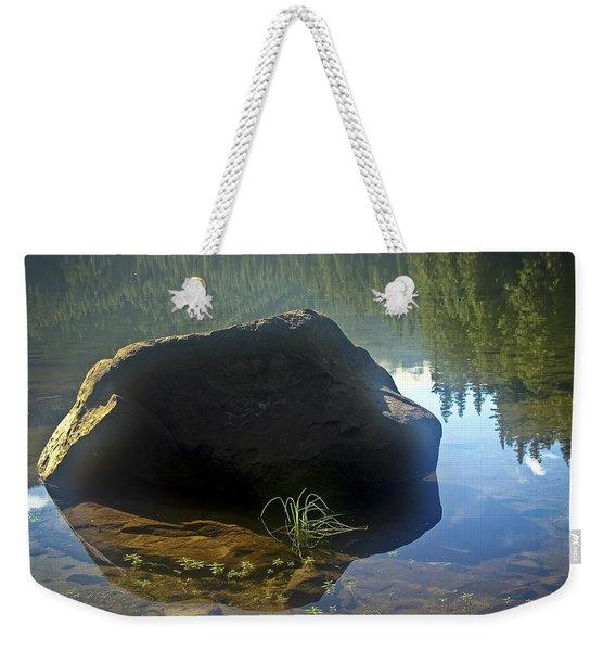 Warming Sun Weekender Tote Bag