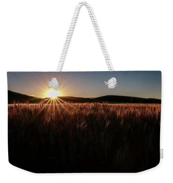 Warmth And Illumination Weekender Tote Bag