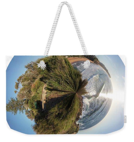 Warriewood Beach Weekender Tote Bag