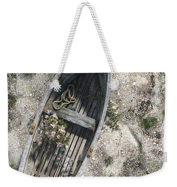 Washed Ashore Weekender Tote Bag