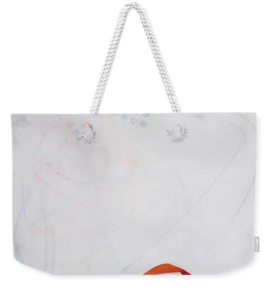 Washed Up # 1 Weekender Tote Bag